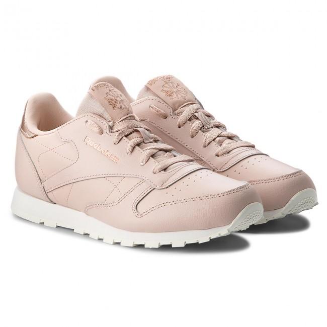 1ecb3e287 Shoes Reebok - Classic Leather CN5560 Bare Beige/Chalk - Sneakers - Low  shoes - Women's shoes - efootwear.eu