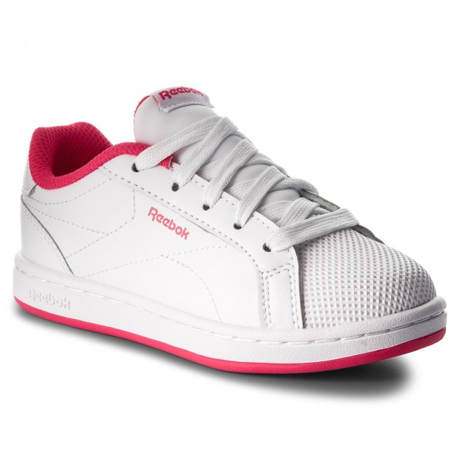 952bfdf1baaaf5 Shoes Reebok - Royal Complete Cln CN4807 White Twisted Pink - Laced ...
