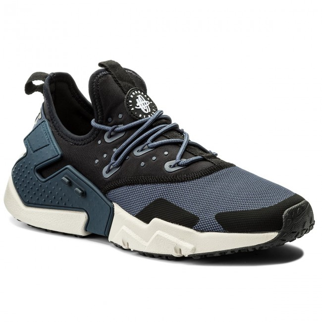 33ea11c84ff651 Shoes NIKE - Air Huarache Drift AH7334 401 Thunder Blue Desert Sand ...