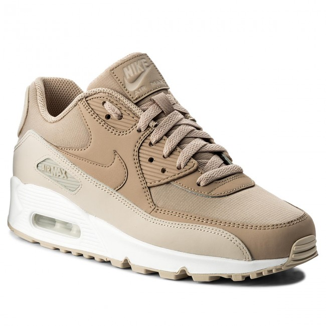 san francisco 47eb5 528f1 Shoes NIKE - Air Max 90 Essential 537384 087 Desert Sand Sand White