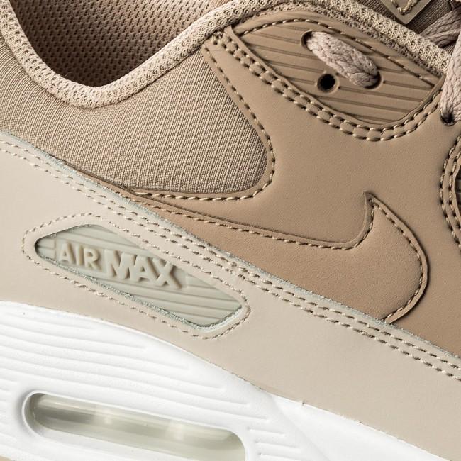 san francisco a1e33 e3fc5 Shoes NIKE - Air Max 90 Essential 537384 087 Desert Sand Sand White