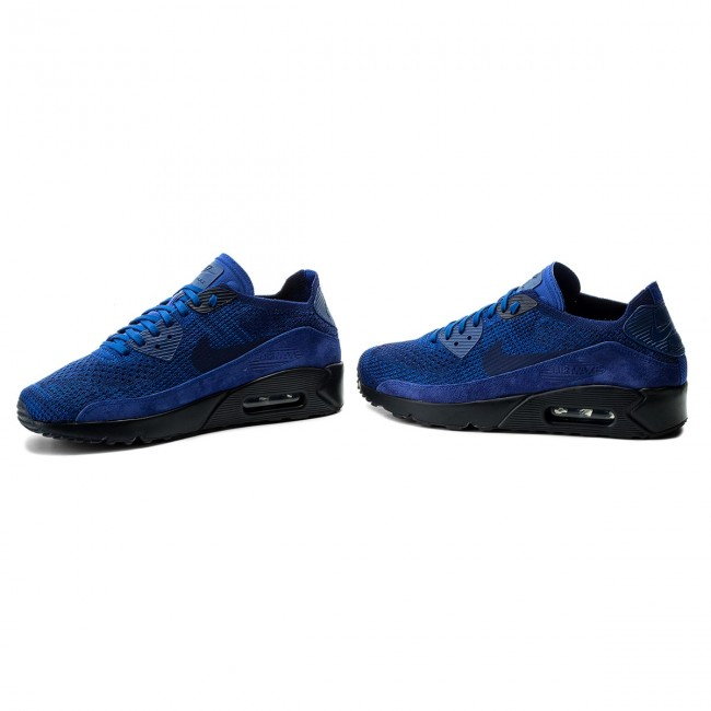 buy popular eec4e 6349e Shoes NIKE - Air Max 90 Ultra 2.0 Flyknit 875943 402 Racer Blue Deep Royal