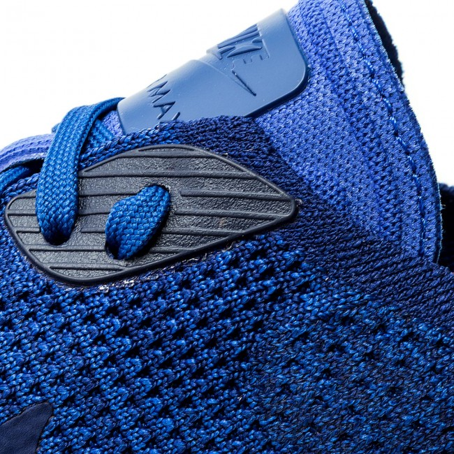 buy popular 9ea60 76d26 Shoes NIKE - Air Max 90 Ultra 2.0 Flyknit 875943 402 Racer Blue Deep Royal