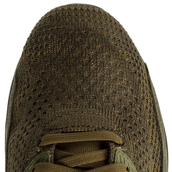 a9c53ae802 Shoes NIKE - Air Max 90 Ultra 2.0 Flyknit 875943 302 Olive Flak/Black/Cargo  Khaki - Sneakers - Low shoes - Men's shoes - www.efootwear.eu
