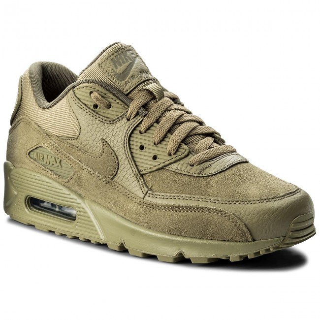 Shoes NIKE - Air Max 90 Premium 700155 202 Dark Stucco/Light Bone/Sequoia