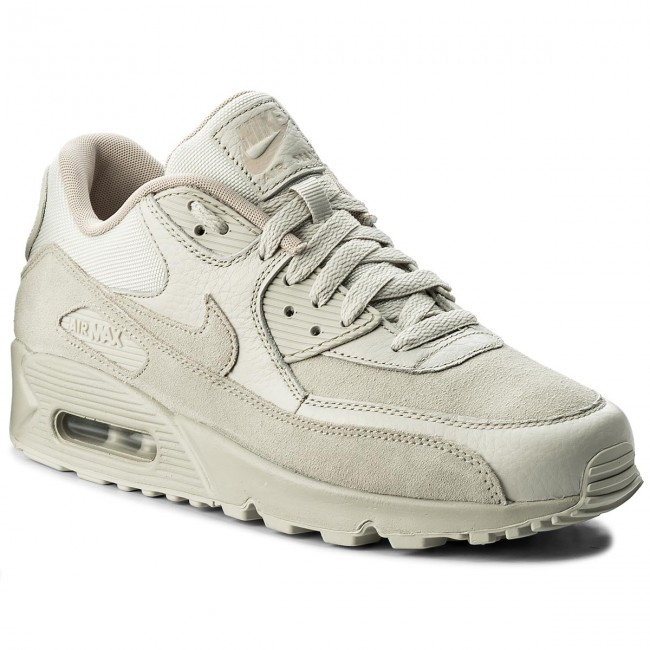 the best attitude 8fe1a 9560d Shoes NIKE - Air Max 90 Premium 700155 013 Light Bone String