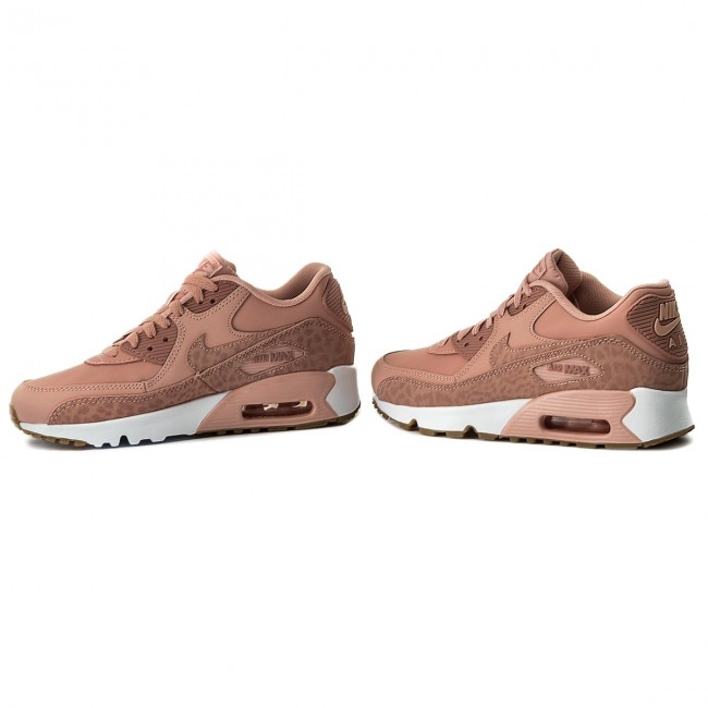premium selection 015df 41006 Shoes NIKE - Air Max 90 Ltr Se GG 897987 601 Coral Stardust Rust Pink