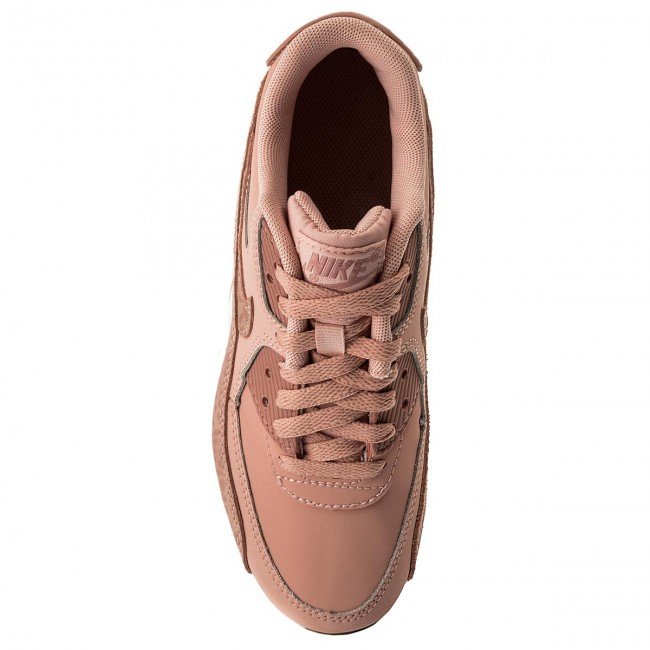 f6f9c98a1970 Shoes NIKE - Air Max 90 Ltr Se GG 897987 601 Coral Stardust Rust Pink White  - Sneakers - Low shoes - Women s shoes - www.efootwear.eu