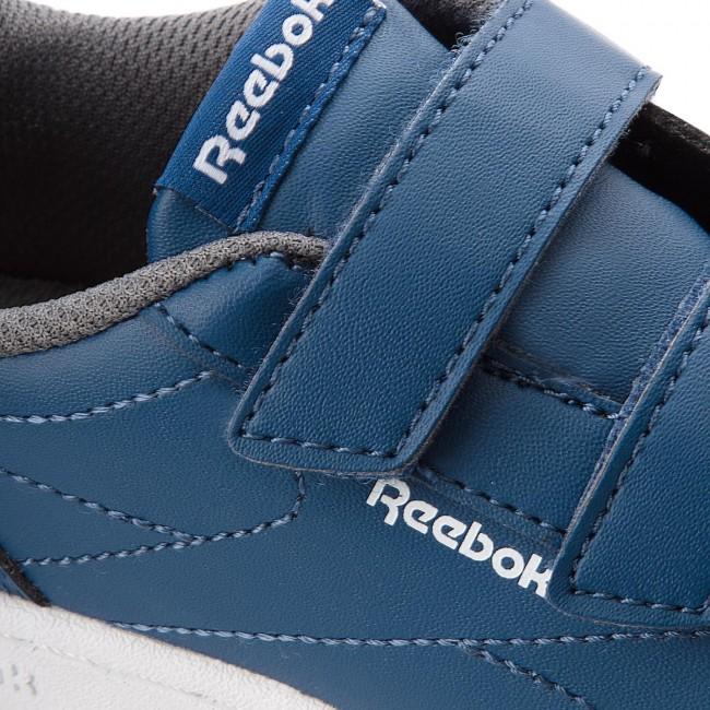Shoes Reebok - Royal Comp Cln 2V CN4827 Bunker Blue Shark White ... 8add1ebf2