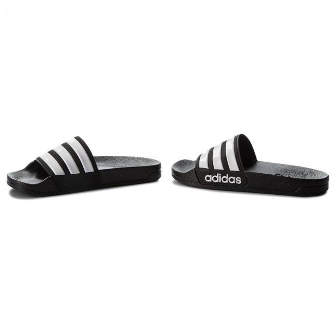5dc926f2c Slides adidas - adilette Shower AQ1701 Cblack Ftwwht Cblack - Casual ...