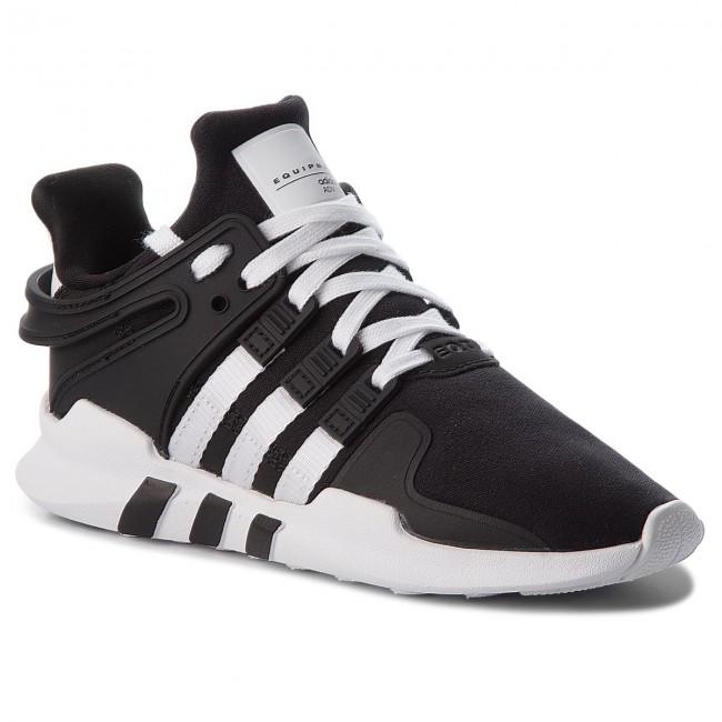 d33fd4e4bdb Shoes adidas - Eqt Support Adv C AQ1798 Cblack Ftwwht Cblack - Laced ...