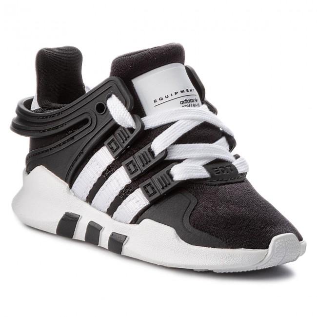 bb4237a9cb5 Shoes adidas - Eqt Support Adv I AQ1805 Cblack Ftwwht Cblack - Laced ...