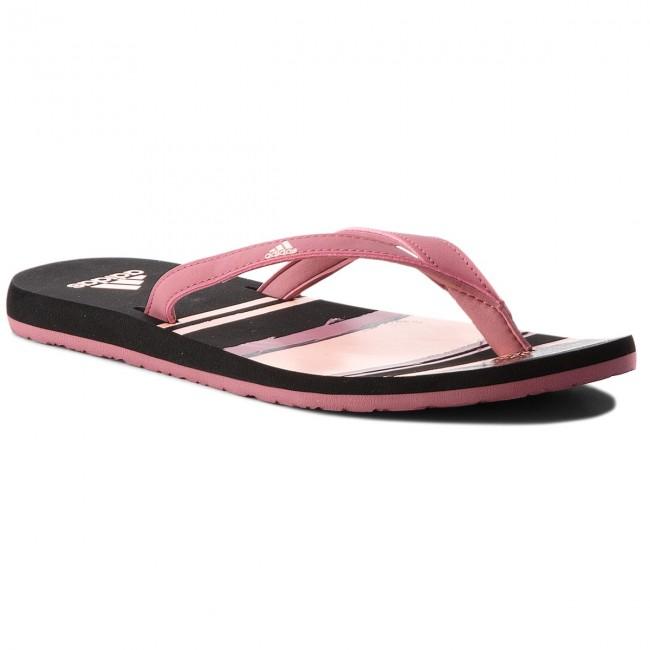 new concept ad43e 614e6 Slides adidas - Eezay Flip Flop B43550 TramarCleoraCblack