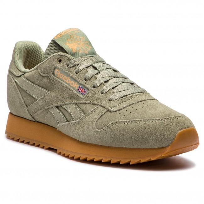 8c021127e6b Shoes Reebok - Cl Leather Mu CN3873 Manilla Light Orange Ice ...