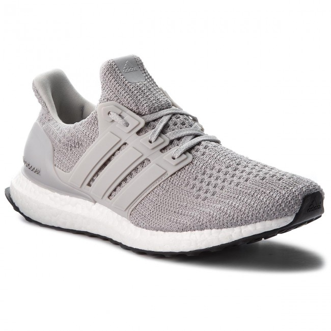 Scarpe adidas ultraboost bb6167 grigio / grigio / nero due due core