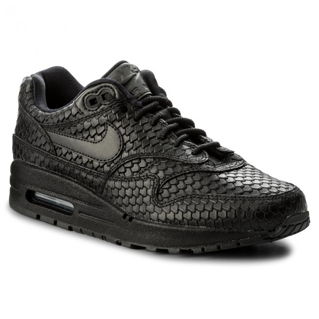 online store e7111 6d427 Shoes NIKE - Air Max 1 Prm 454746 014 Black/Black/Anthracite ...