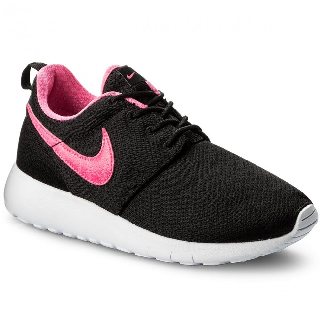 best website fb34a 488aa Shoes NIKE. Roshe One (GS) 599729 014 Black Pink Blast White