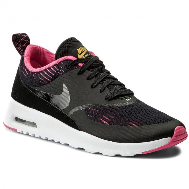 new style 42ad3 f6d96 Shoes NIKE. Air Max Thea Em 833887 001 Black Black Pink Blast
