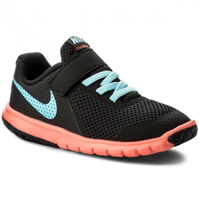 958da09932b Shoes NIKE - Flex Experience 5 (PSV) 844992 002 Black Still Blue ...
