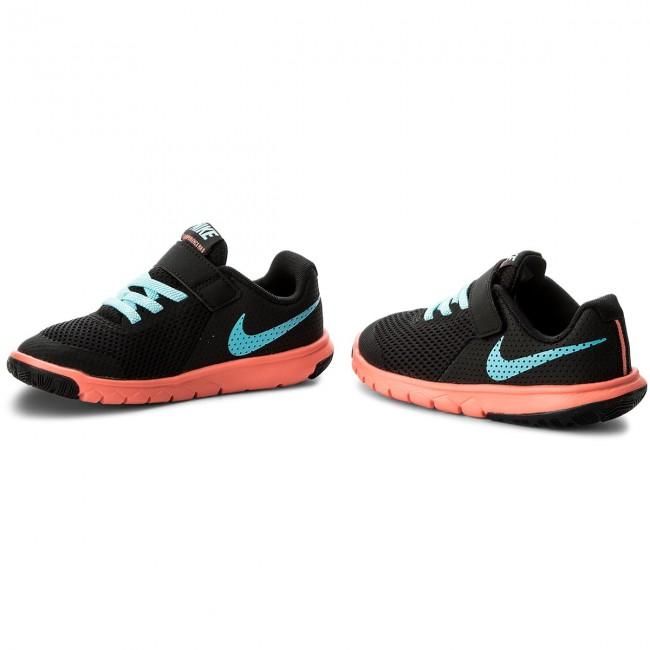 1ffb7adb303b0 Shoes NIKE - Flex Experience 5 (PSV) 844992 002 Black Still Blue ...