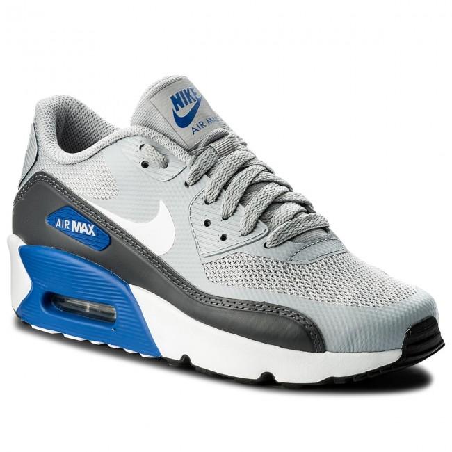 4219cbf0b9 Shoes NIKE. Air Max 90 Ultra 2.0 (GS) 869950 004 Wolf Grey/White/Dark Grey