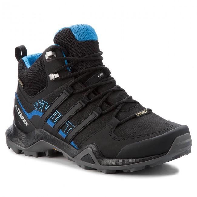 a6769e3e17821 Shoes adidas - Terrex Swift R2 Mid Gtx GORE-TEX AC7771 Cblack/Cblack ...