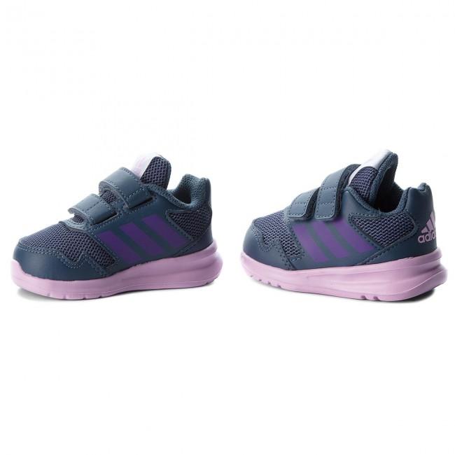 Schuhe adidas - AltaRun Cf I AH2412 Tecink/Raypur/Clelil MCKb4iVvvx