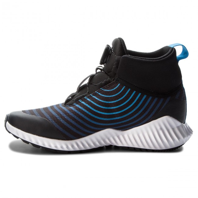 Shoes adidas - FortaTrail Boa K AH2542 Cblack Ftwwht Brblue - Indoor -  Running shoes - Sports shoes - Women s shoes - www.efootwear.eu aad150367