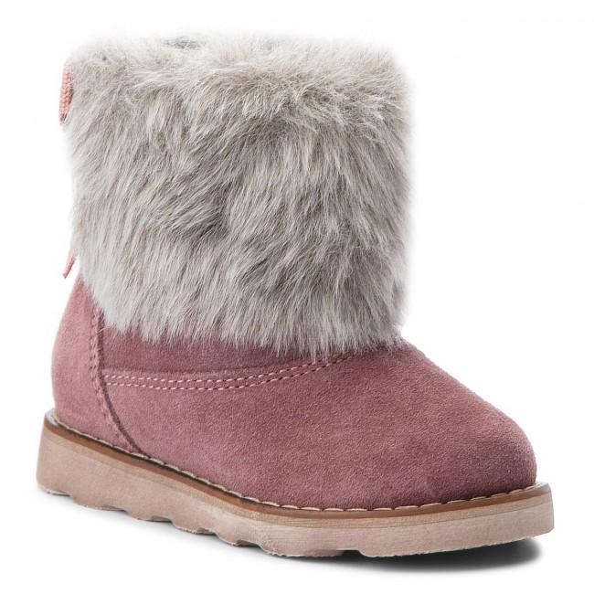 Knee High Boots FRODDO - G2160041 M Pink - Jackboots - High boots ... 19b18ec3ad