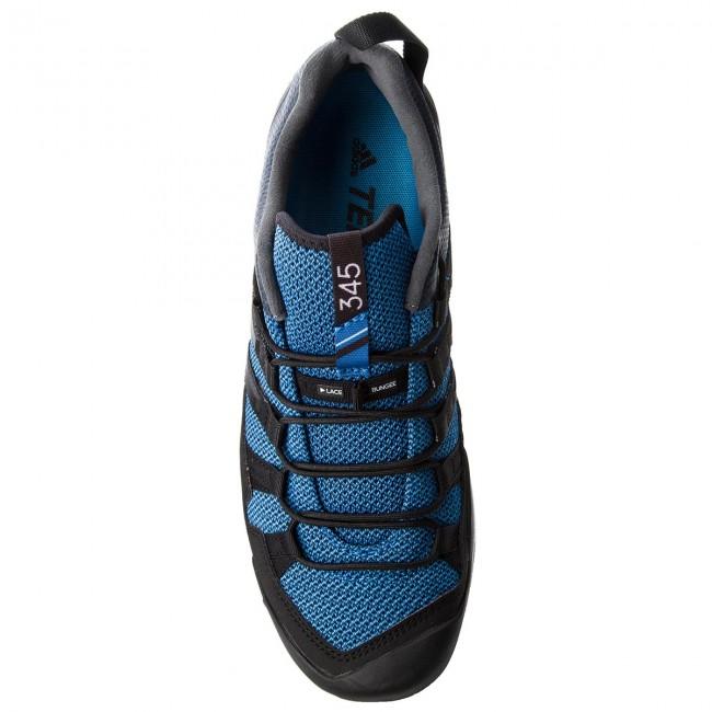 brand new b212c 10a36 Shoes adidas - Terrex Solo AC7885 Blubea Cblack Legink - Trekker boots -  Low shoes - Men s shoes - www.efootwear.eu