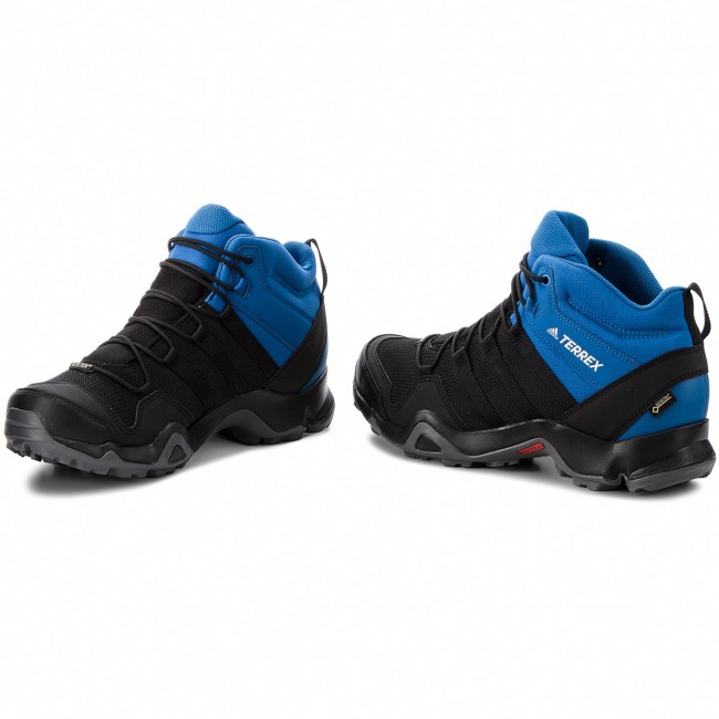 the latest c2927 a5f82 Shoes adidas - Terrex AX2R Mid GTX GORE-TEX AC8035 Cblack Cblack Blubea