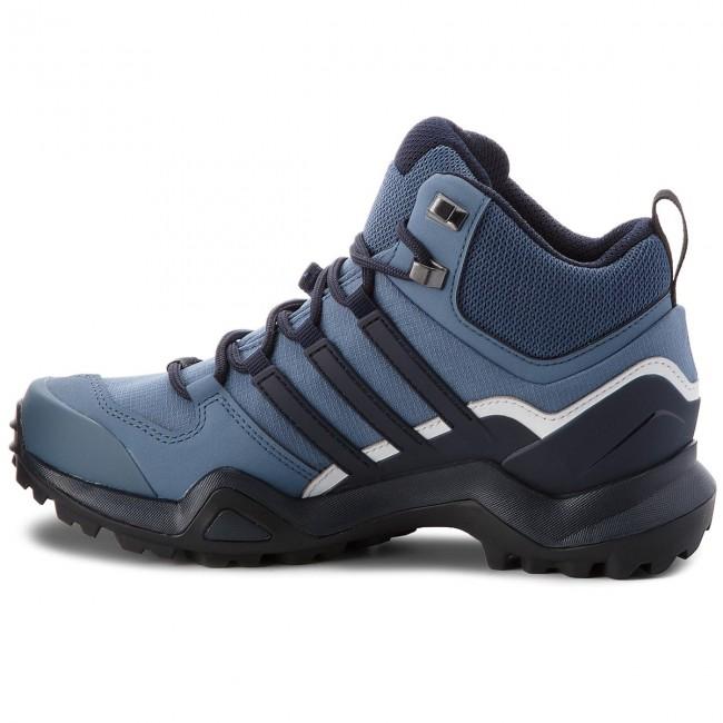 28c0f73a2918a Shoes adidas - Terrex Swift R2 Mid Gtx W GORE-TEX AC8055 Tecink Legink  Crywht - Trekker boots - High boots and others - Women s shoes -  www.efootwear.eu