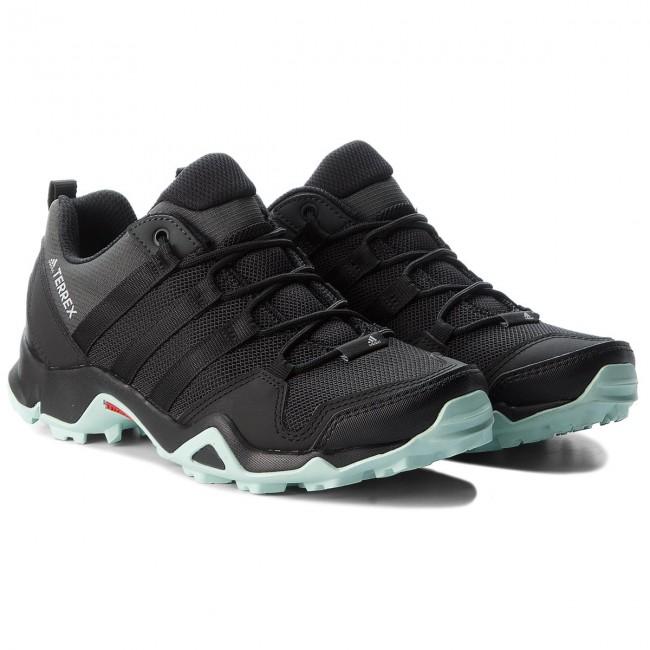 Shoes adidas - Terrex Ax2r W AC8070 Cblack Cblack Ashgrn - Trekker boots -  Low shoes - Women s shoes - www.efootwear.eu c831f7cd183