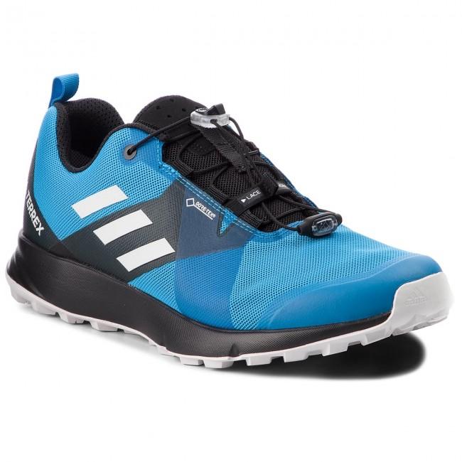 check out 8e7de ad071 Shoes adidas. Terrex Two Gtx GORE-TEX AC7878 Brblue Greone Cblack