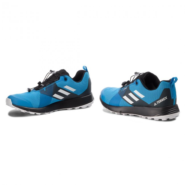 san francisco 7fa98 fb089 Shoes adidas - Terrex Two Gtx GORE-TEX AC7878 Brblue Greone Cblack