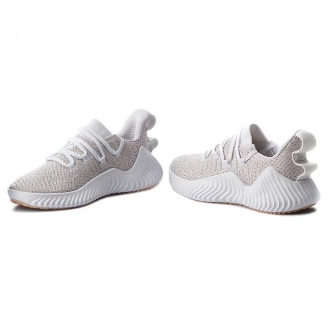 designer fashion dea8e 5cf50 Shoes adidas - Alphabounce Trainer W B75780 FtwwhtFtwwhtAshpea