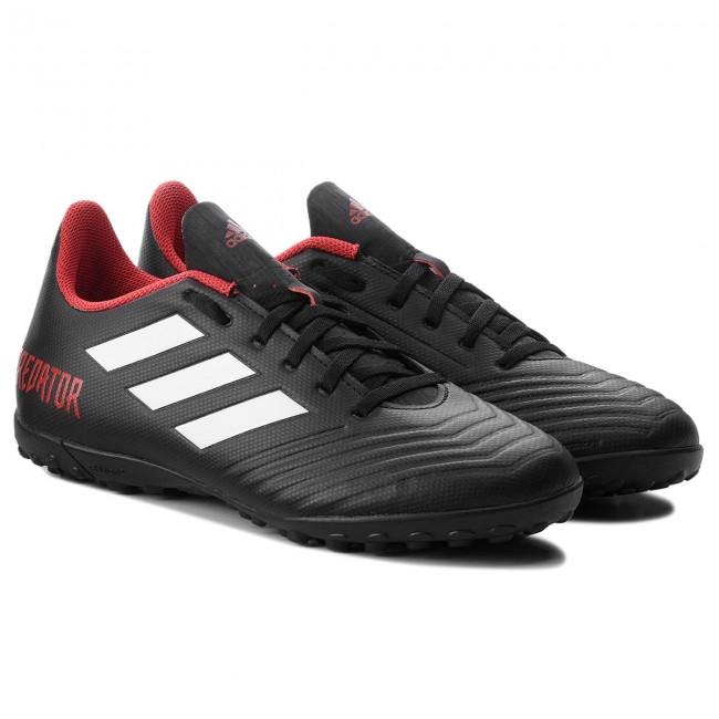 0ccfcbdd8 Shoes adidas - Predator Tango 18.4 Tf DB2143 Cblack Ftwwht Red ...