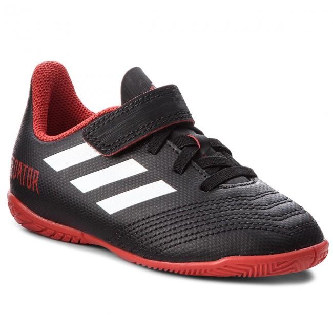e518a393b Shoes adidas - Predator Tango 18.4 In J DB2334 Cblack Ftwwht Red ...