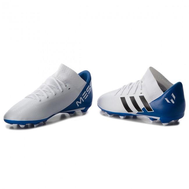 580b8971015 Shoes adidas - Nemeziz Messi 18.3 Fg J DB2364 Ftwwht Cblack Fooblu ...