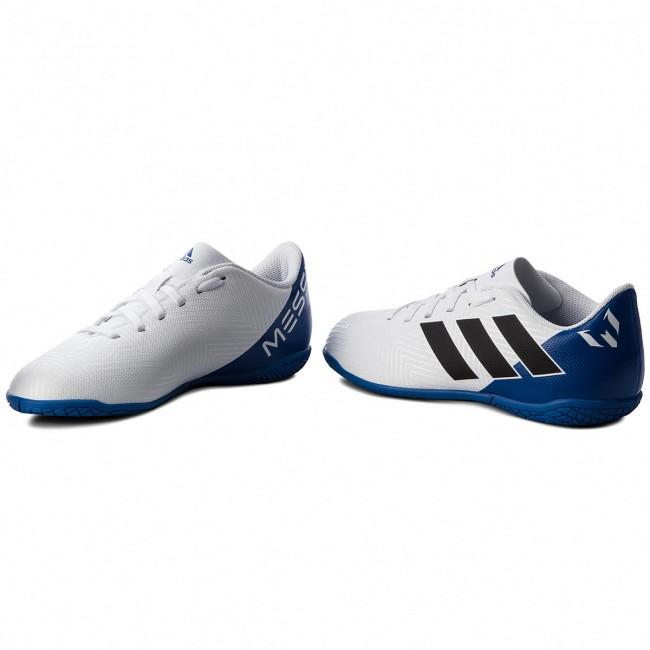 a3d61916ad7e ... Shoes adidas - Nemeziz Messi Tango 18.4 I DB2398 FtwwhtCblackFooblu  autumn shoes c25fd e73d8 ...