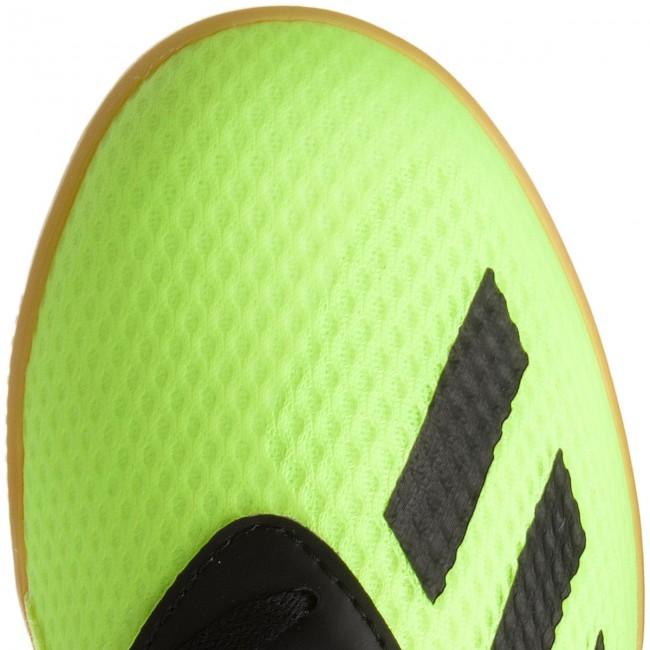 a7e41cfd53b Shoes adidas - X Tango 18.3 In J DB2426 Syello/Cblack/Syello - Football -  Sports shoes - Men's shoes - www.efootwear.eu