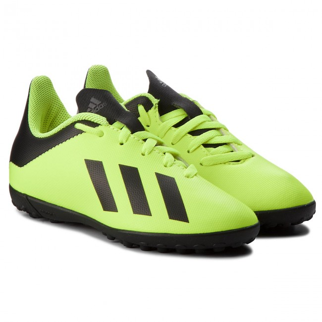 sale retailer 0f51f 18909 Shoes adidas - X Tango 18.4 Tf J DB2435 SyelloCblackSyello .