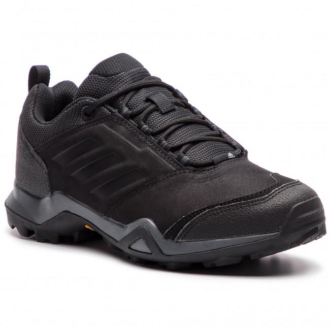 huge discount 8c691 d6996 Buty adidas - Terrex Brushwood Leather AC7851 Cblack Cblack Grefiv