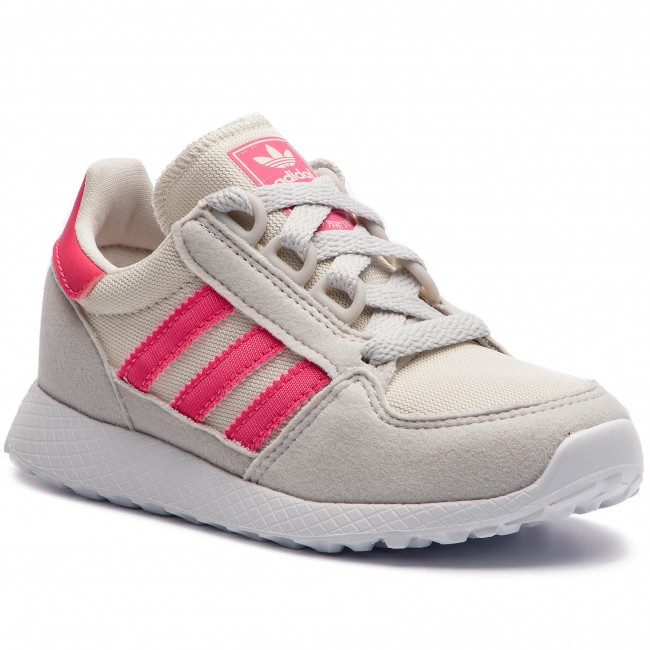 finest selection 03dec 65b0a Shoes adidas - Forest Grove C B37748 CwhiteReapnkGreone