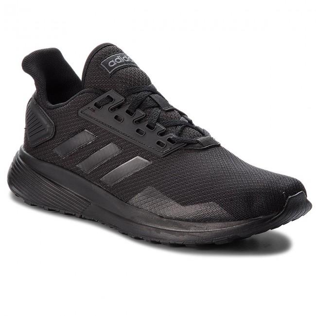 6bc2c5b6f9ac Shoes adidas - Duramo 9 B96578 Cblack Cblack Cblack - Indoor ...