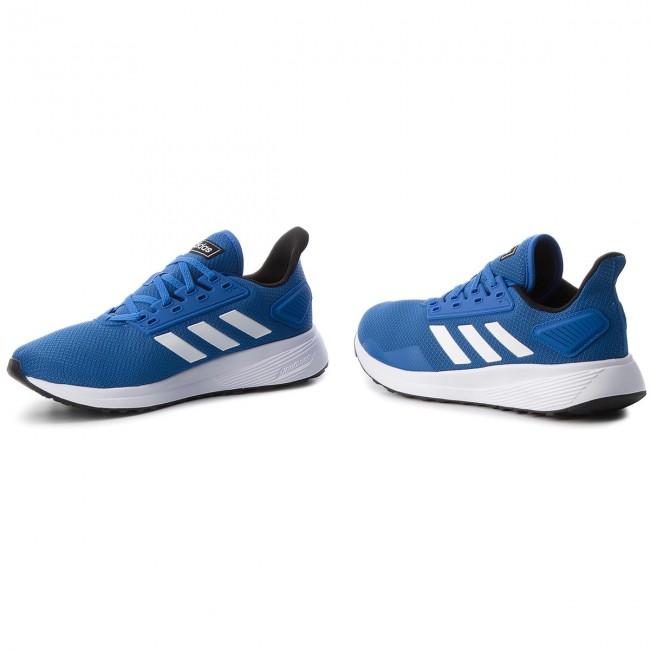 save off cdcff 30c1e Shoes adidas - Duramo 9 BB7067 BlueFtwwhtCblack