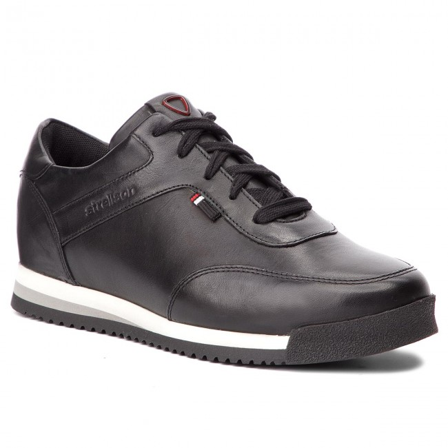 Sneakers Low Black Strellson Claude 4010002460 900 yv8nOPNm0w