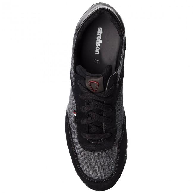 Sneakers Low Grey Strellson 800 4010002465 Claude rF8Cfq1wrx