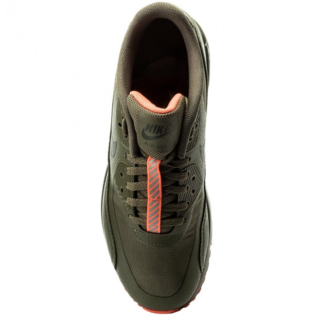 2fb351b10f0 Shoes NIKE - Air Max 90 Ultra 2.0 Le (GS) AH7856 200 Medium Olive Sequoia -  Sneakers - Low shoes - Women s shoes - www.efootwear.eu