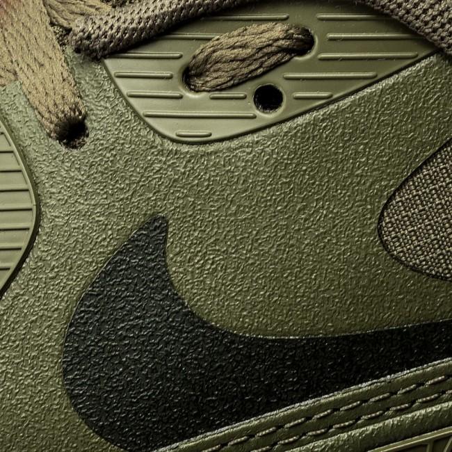 24775c8d771 Shoes NIKE - Air Max 90 Ultra 2.0 Le (GS) AH7856 200 Medium Olive ...